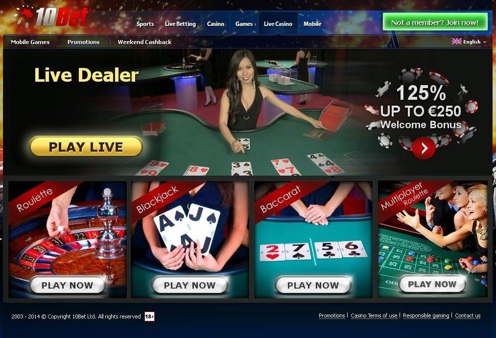 10bet kazino