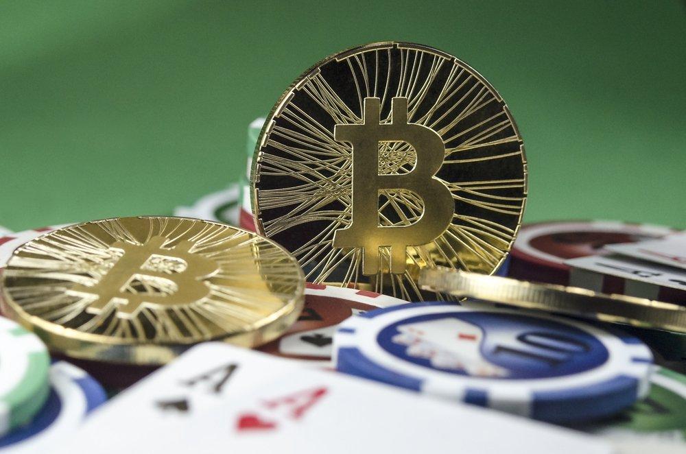 Bitcoin kazino